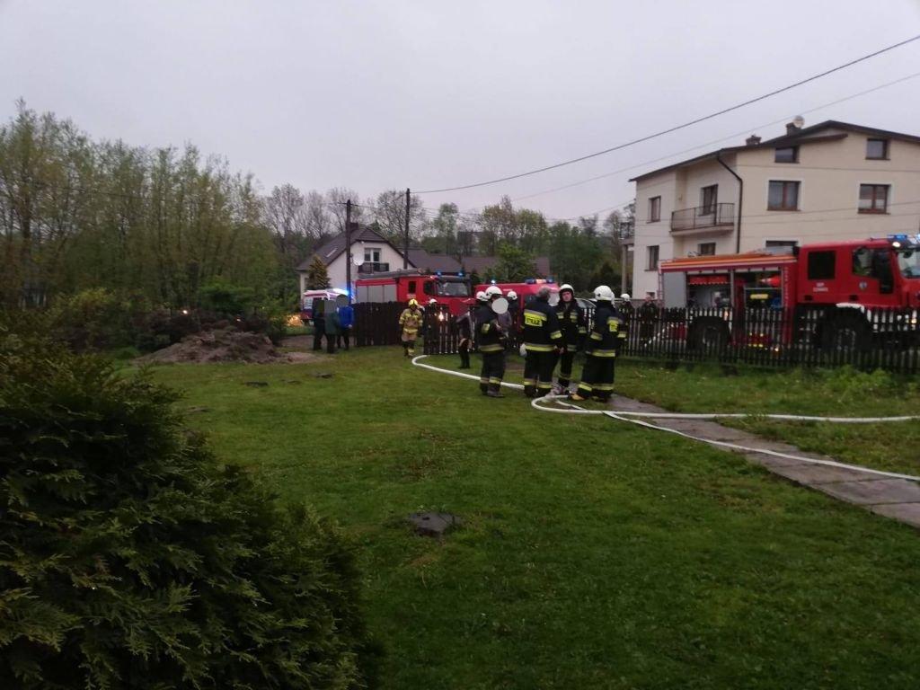 Tragiczny pożar. Jedna osoba nie żyje AKTULIZACJA