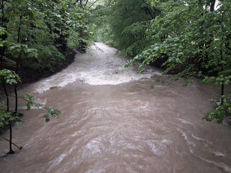 Poprawia Się Sytuacja Powodziowa W Regionie