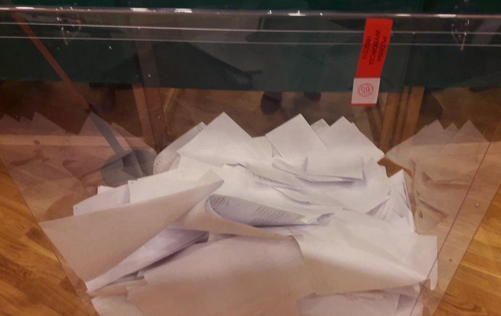 W Trakcie Ciszy Wyborczej Zniszczono Plakat Kandydata!