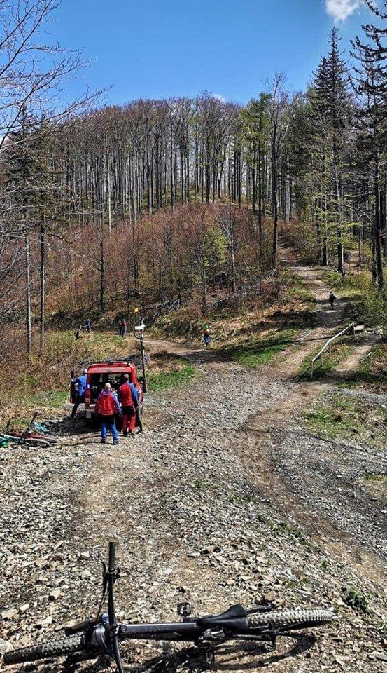 Poważne Wypadki Na Górskich Trasach
