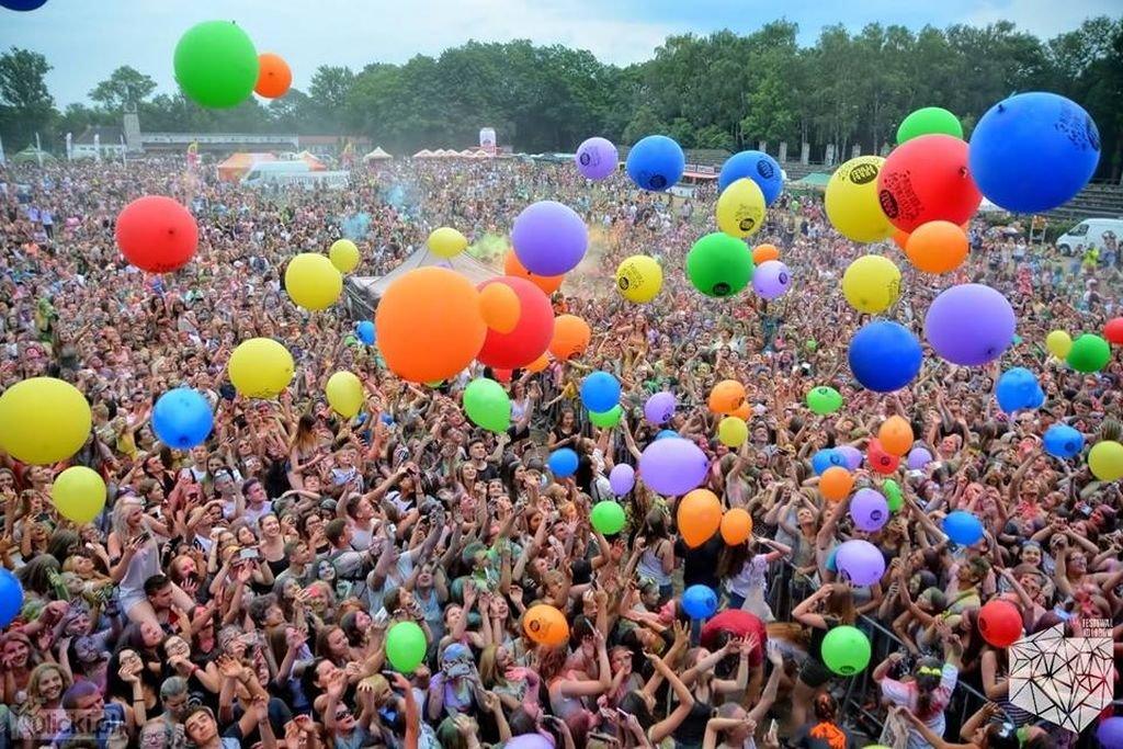 Wypuszczą kilkaset balonów!