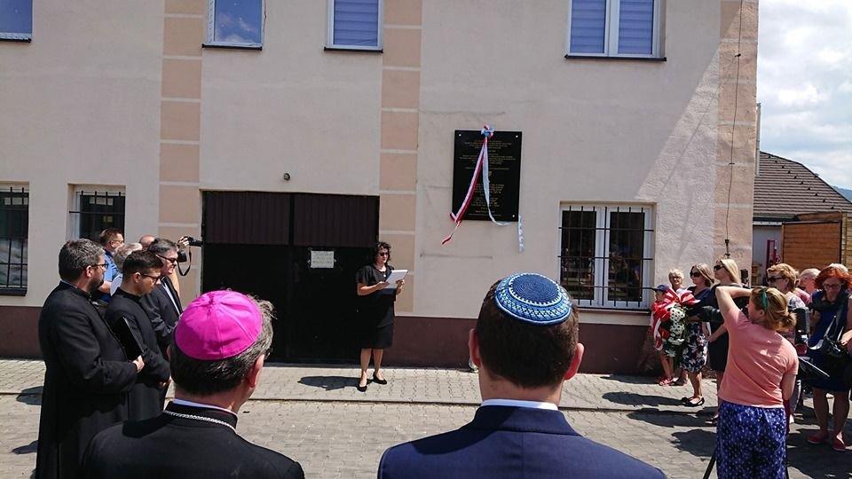 Żydzi Przypomnieli O Sobie W Milówce