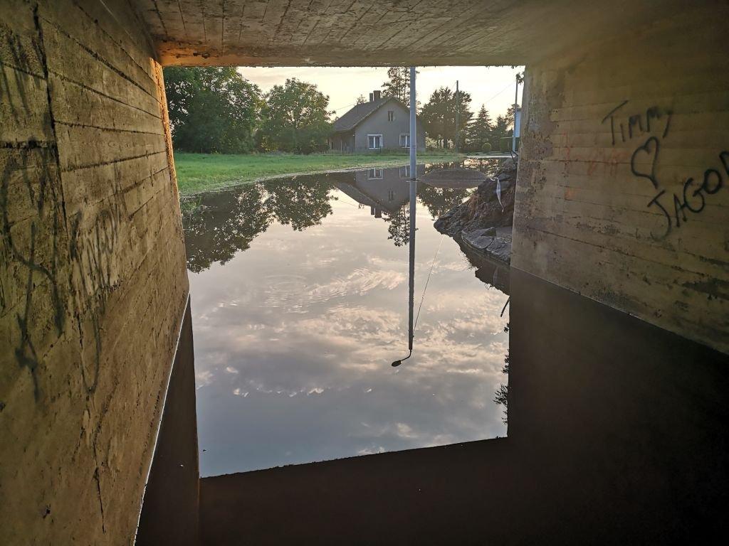 Woda wylała, ale potopu nie było