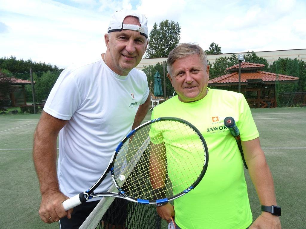 Gwiazdy grają w tenisa i zapraszają na koncert!