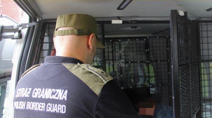 Straż graniczna zatrzymała dwóch Ukraińców