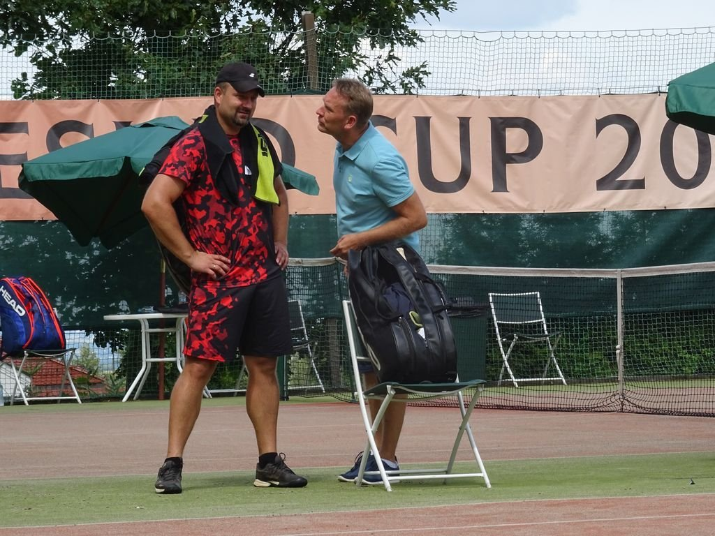 Kabareciarze Najlepiej Grają W Tenisa!