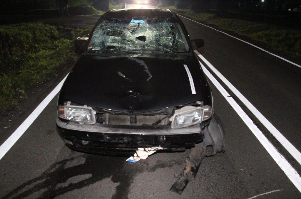 Nie Żyje Kobieta Potrącona Przez Samochód
