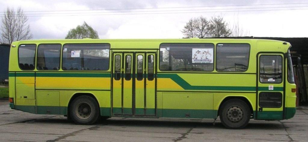 Autobus tutaj się nie zatrzymuje