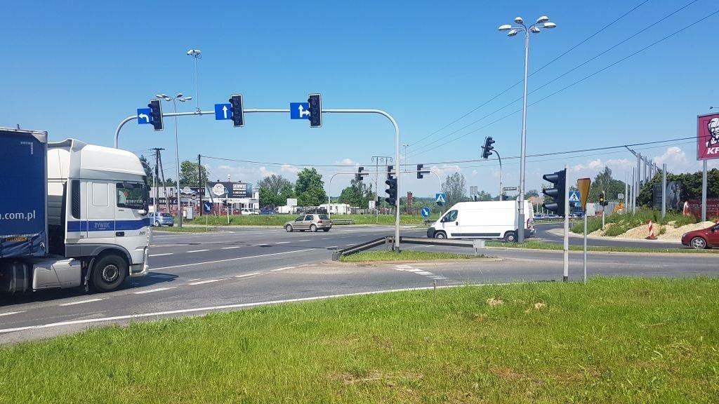 Planują dwupoziomowe skrzyżowanie