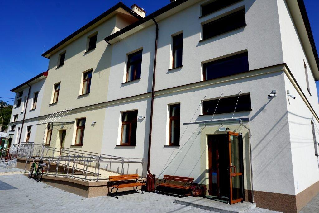 Budynek Otwarty. Po Remoncie