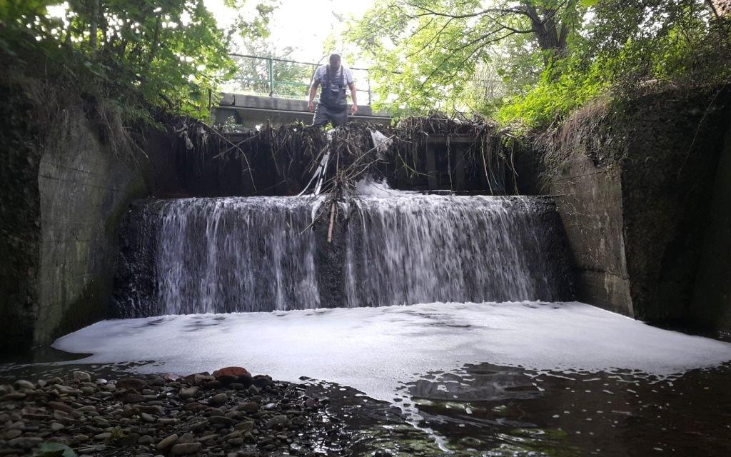 Górski Potok W Pianie. Skąd Zanieczyszczenie?