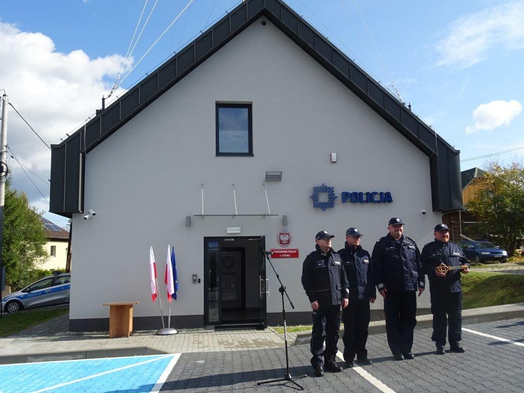 Otworzyli dwa nowe posterunki policji
