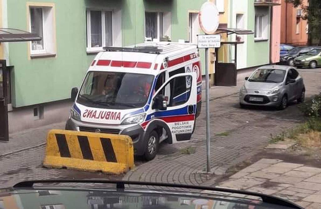 """barykada"" Blokuje Dojazd?"