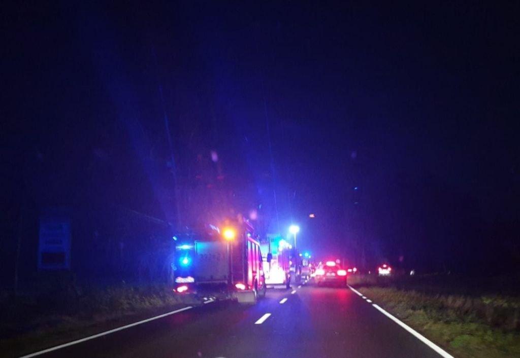 Samochód Potrącił Rowerzystów