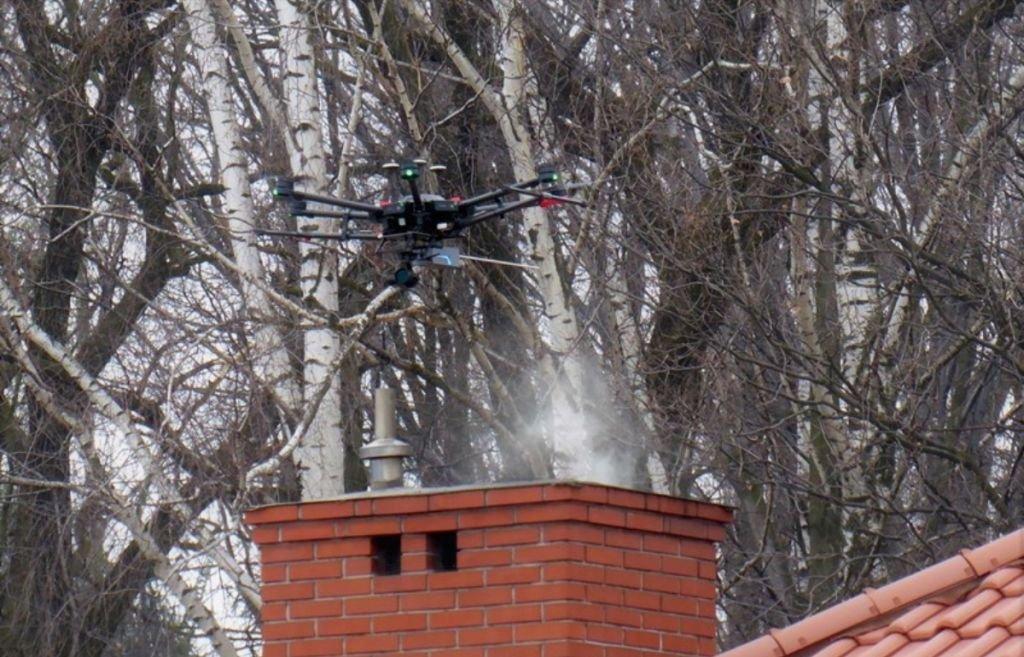 Dron Ponownie Wkracza Do Akcji