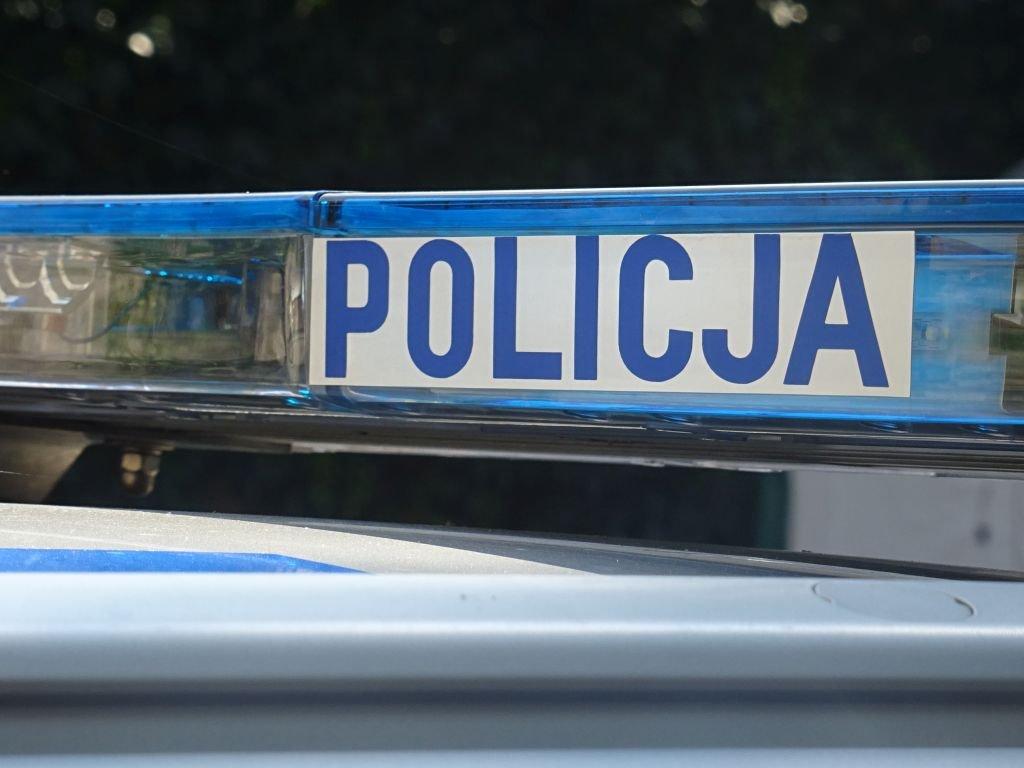 Po Pijaku Zaatakował Policjantów