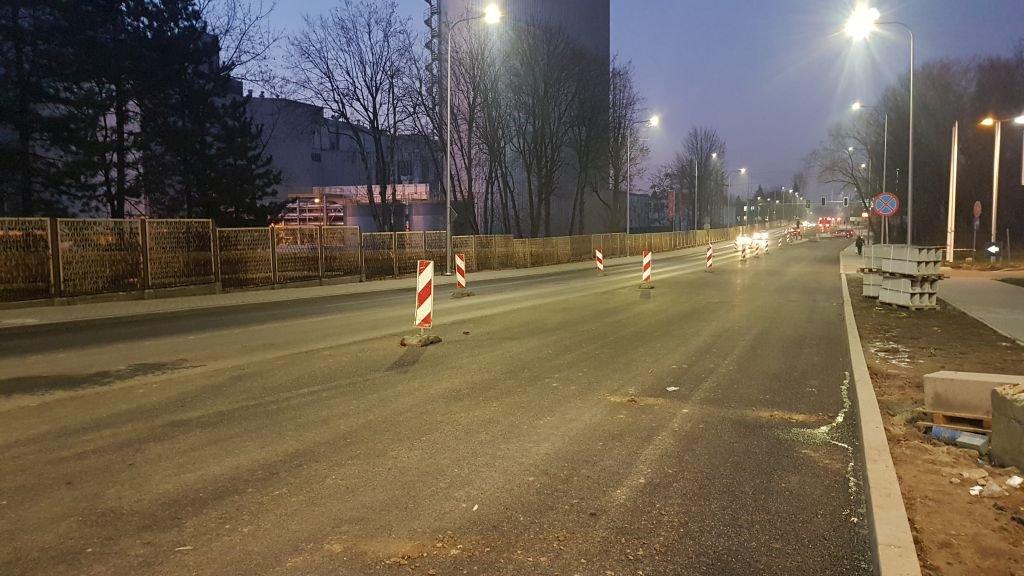 Rozbudowa Żywieckiej I Krakowskiej Jeszcze Potrwa