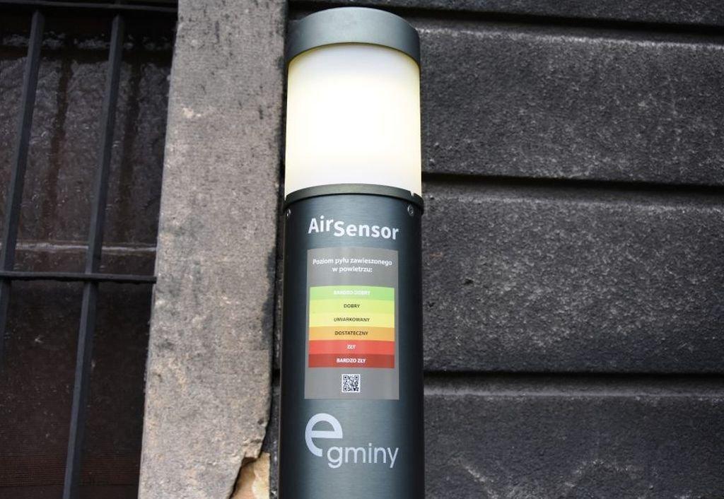 Taki Słupek Pokazuje Jakość Powietrza