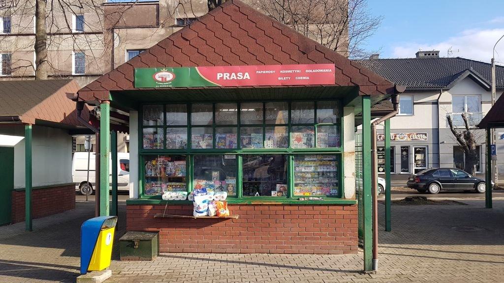 Kioski znikają