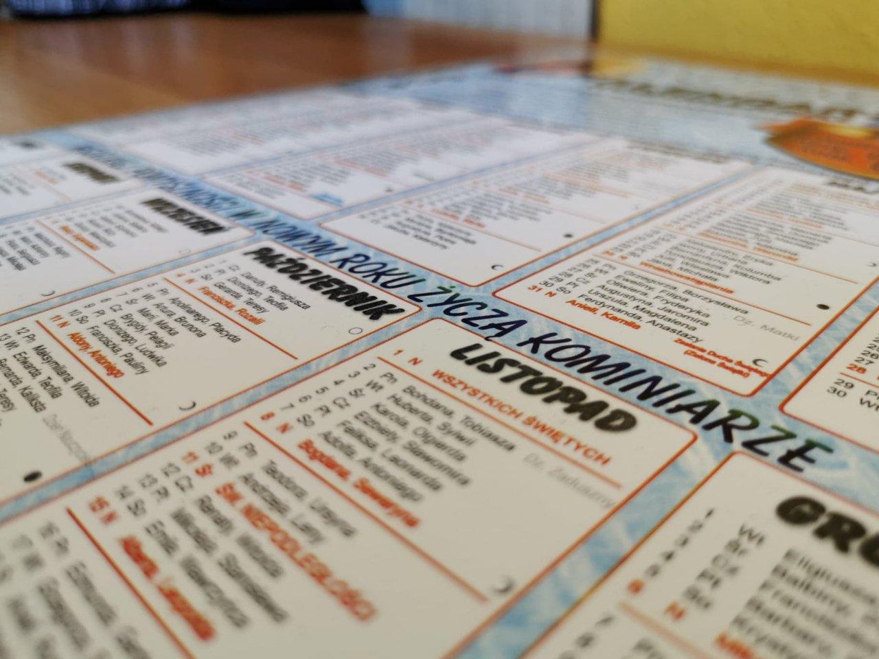Przebierańcy Sprzedają Kalendarze Kominiarskie
