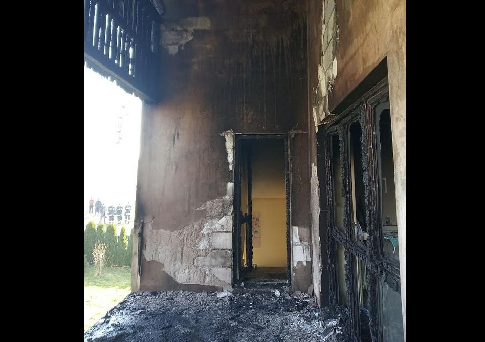 Palił Się Dom
