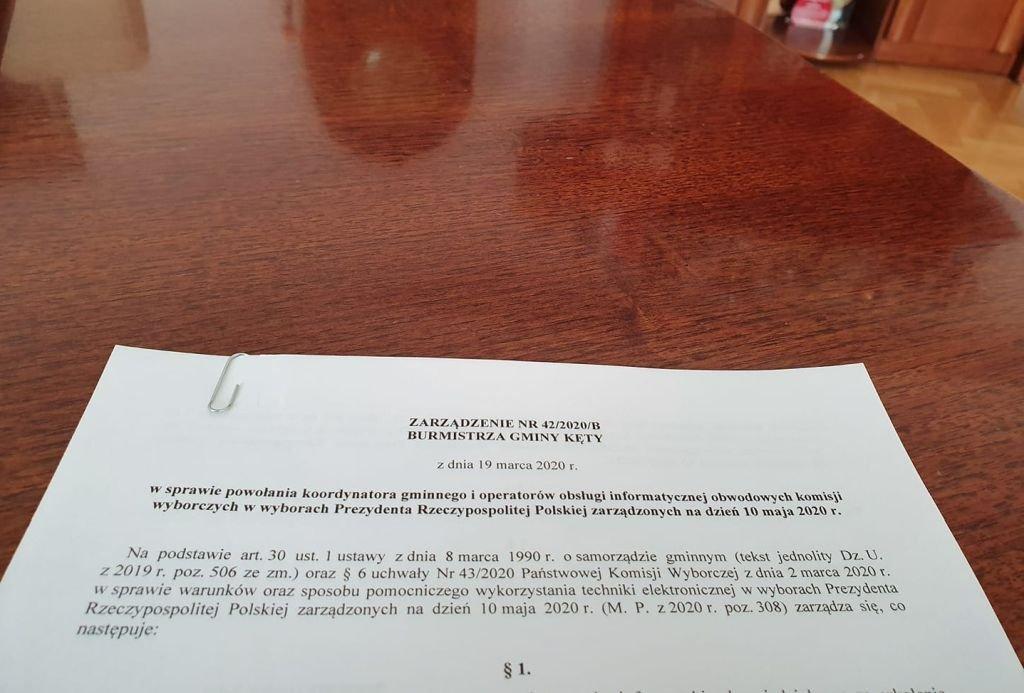 Bunt samorządowców w sprawie wyborów prezydenckich AKTUALIZACJA