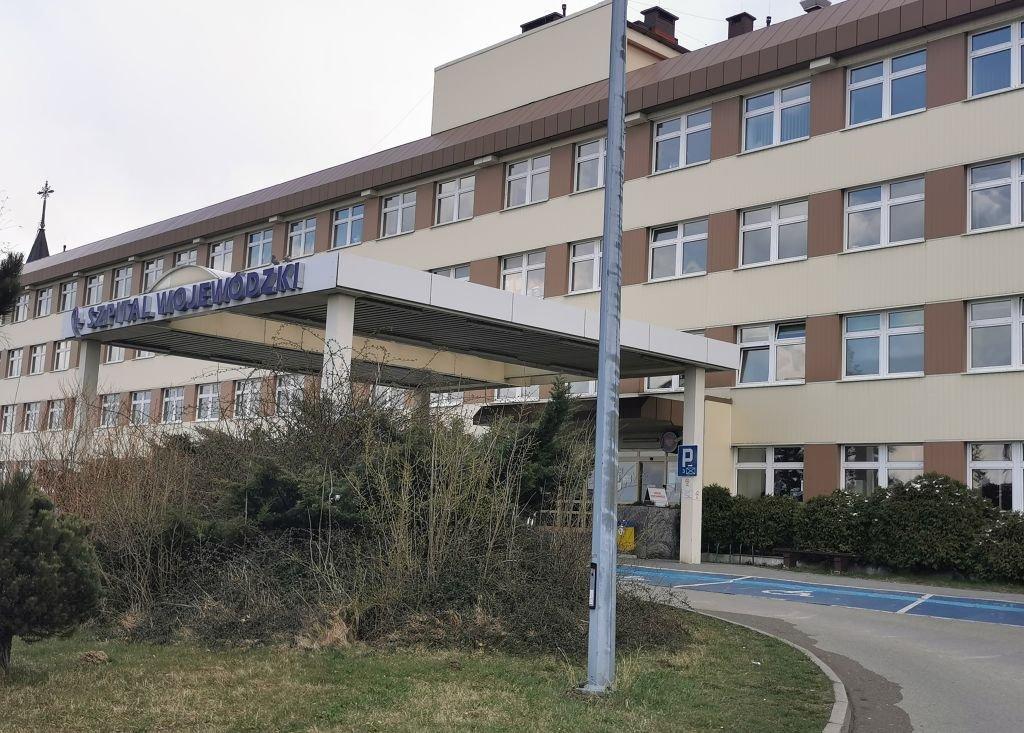 Szpital wojewódzki: zamknięto trzeci oddział