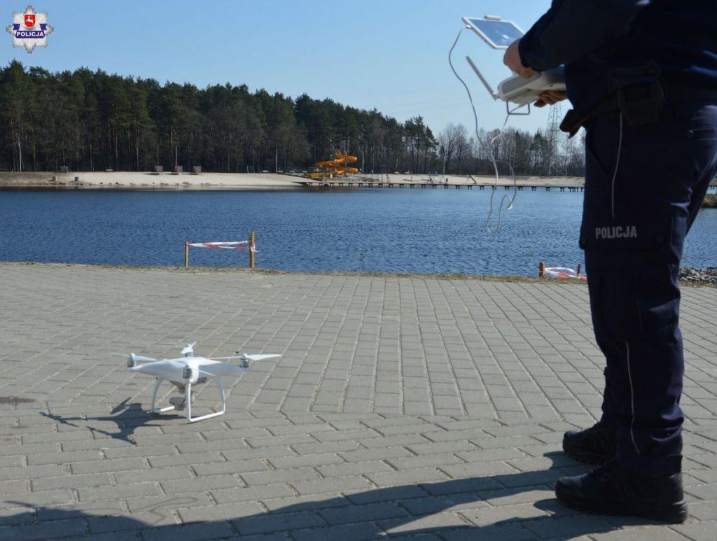 Quad i dron trafią do komendy? Są takie plany