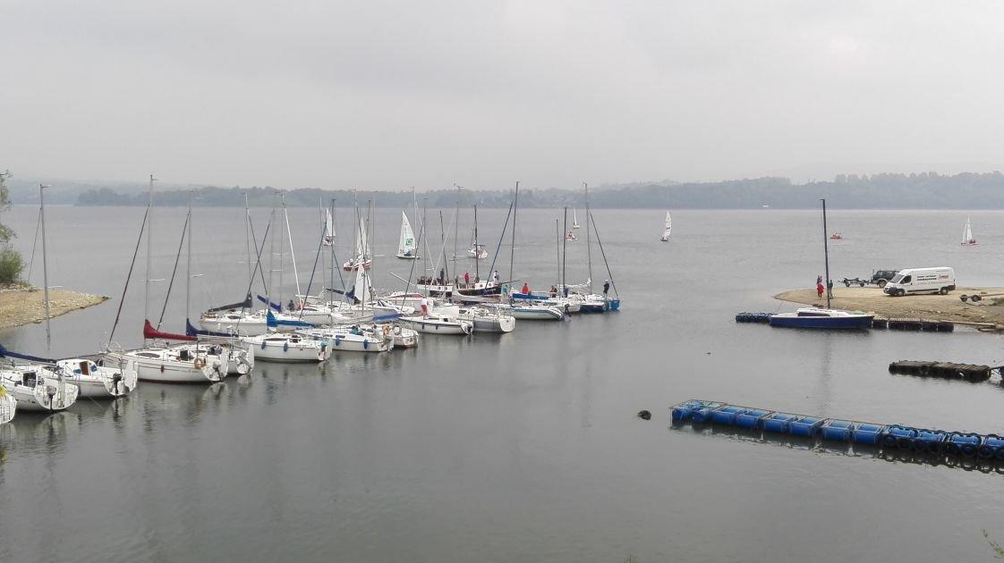 Cisza Na Jeziorze