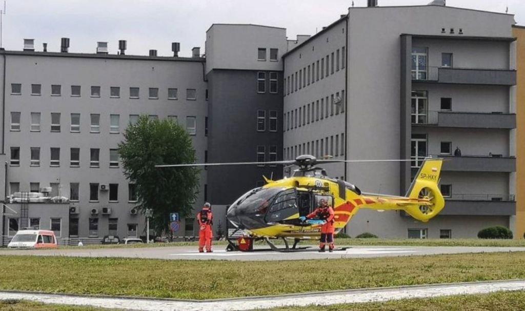 Szpital Wstrzymał Przyjęcia