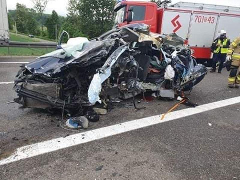 Poważny Wypadek Na S1. Aktualizacja