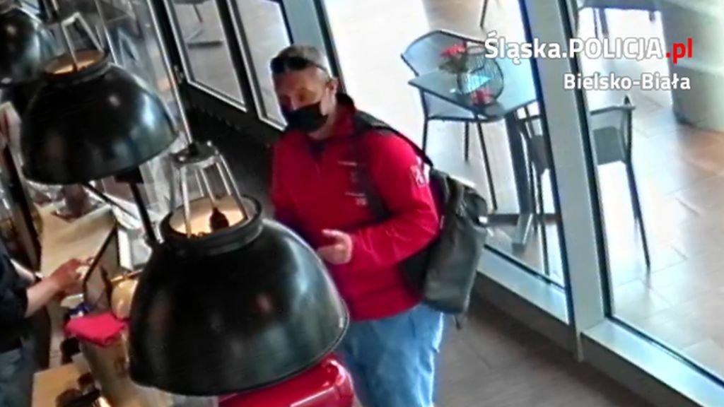 Ukradł seniorce kilka tysięcy złotych. Rozpoznajesz go?