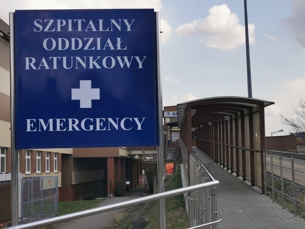 Szpital przygotowuje się na drugą falę epidemii