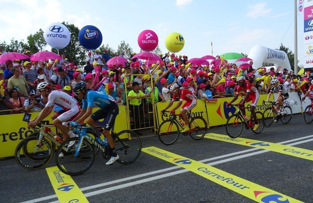 Tour De Pologne: Będą Utrudnienia W Ruchu