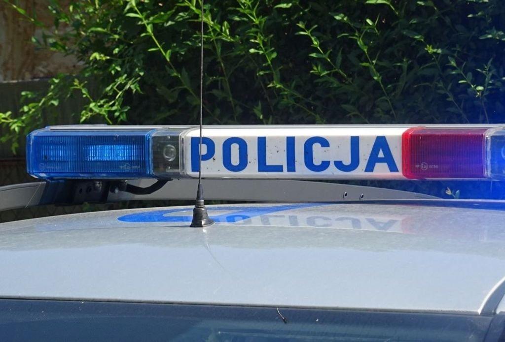 Atak na policjantów i próba ucieczki z aresztu
