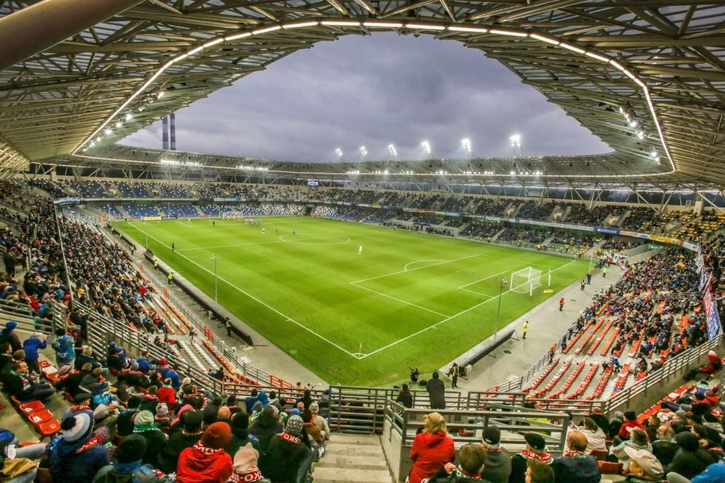 Liga Mistrzów Uefa W Bielsku-Białej? To Możliwe!