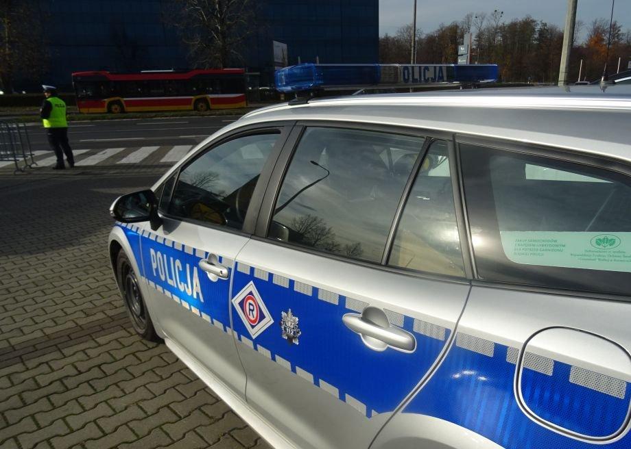 Więcej Patroli Na Drogach