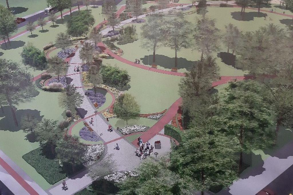 Park Będzie Większy