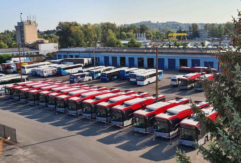 Są nowe autobusy
