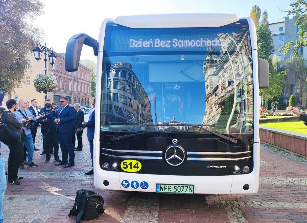 Takie Autobusy Będą Jeździły Po Bielsku-Białej?
