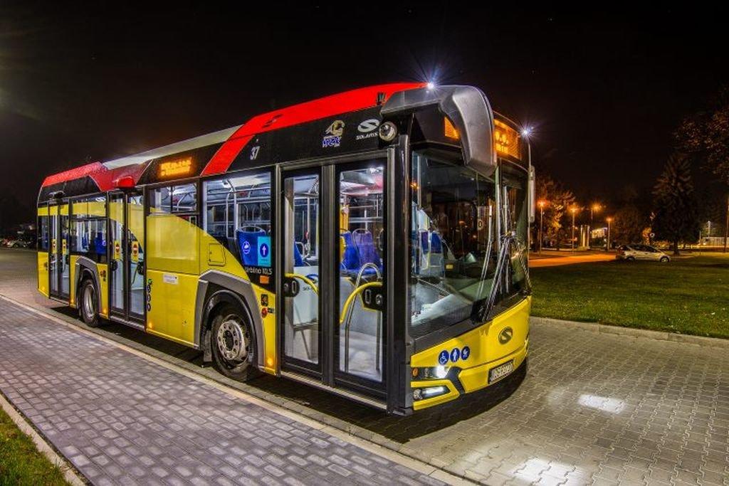 Likwidacja Linii Autobusowych I Nowy Rozkład Jazdy