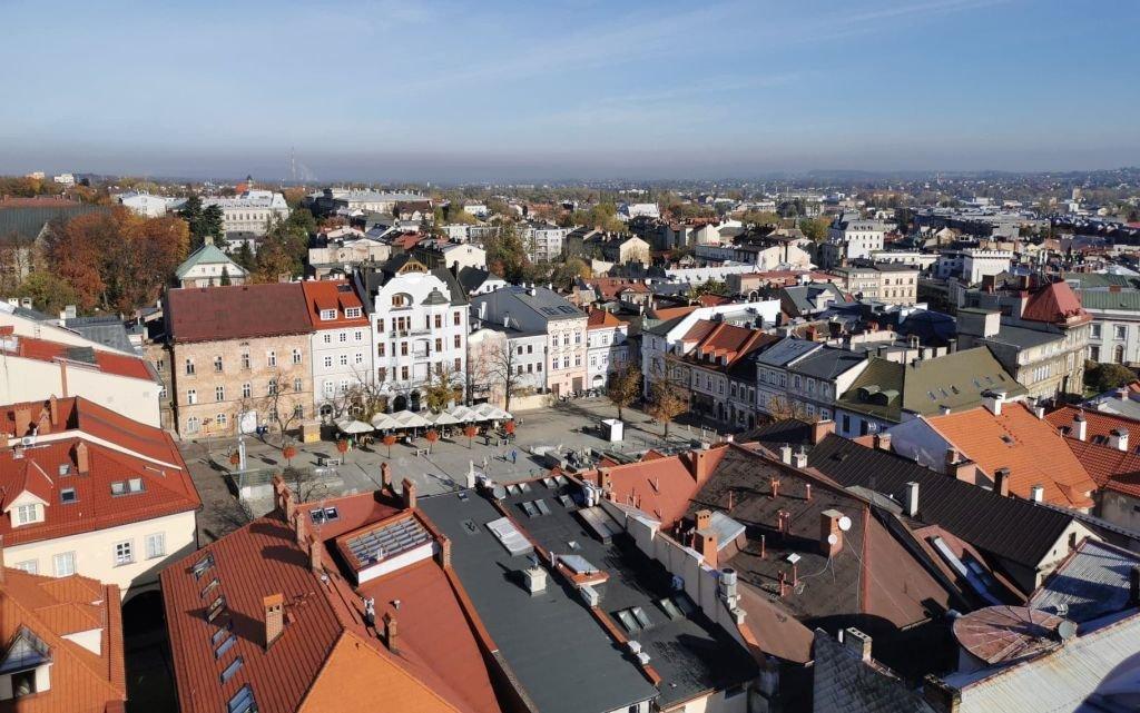 Awans Miasta W Prestiżowym Rankingu