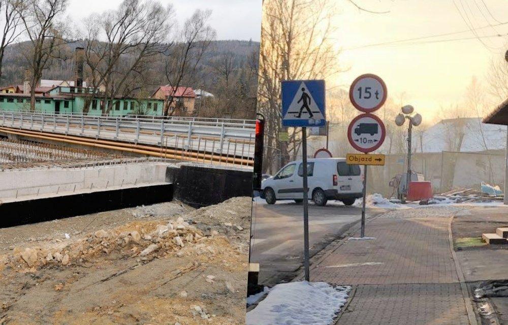 Most bez ograniczeń? Jednak nie