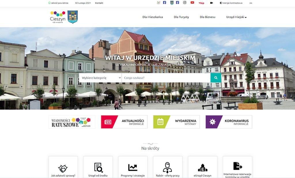 Nowa Wizytówka Miasta