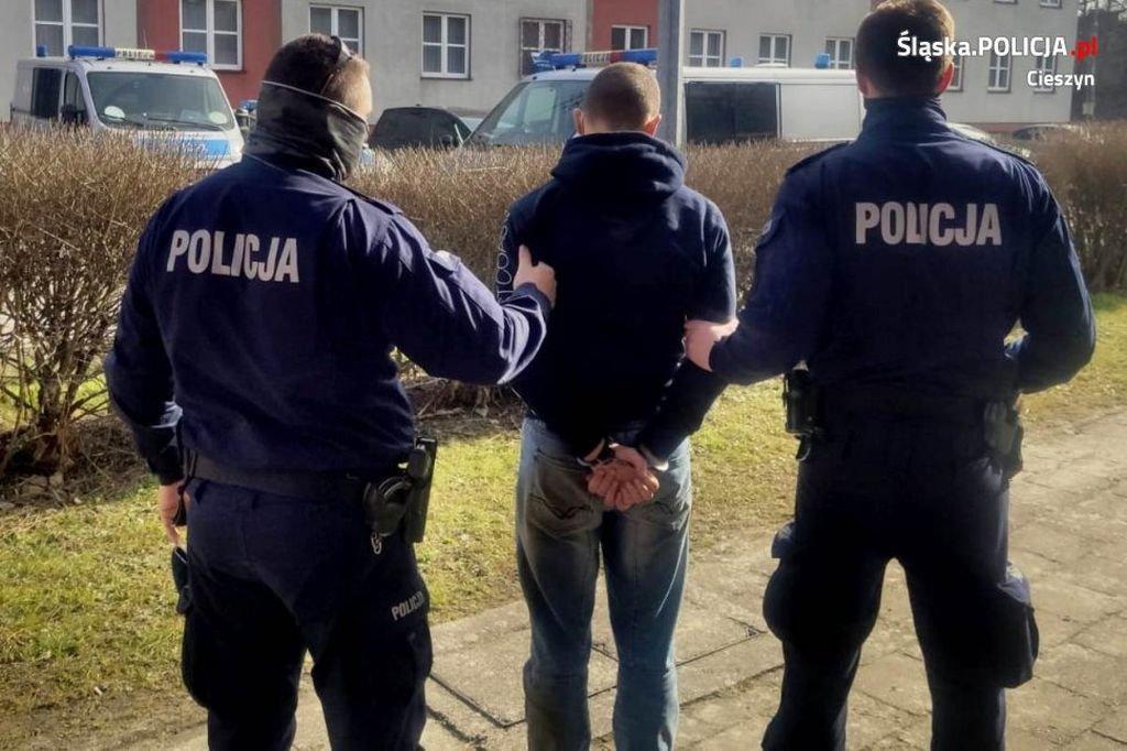 Spotkali policjanta, z kradzieży wyszły nici