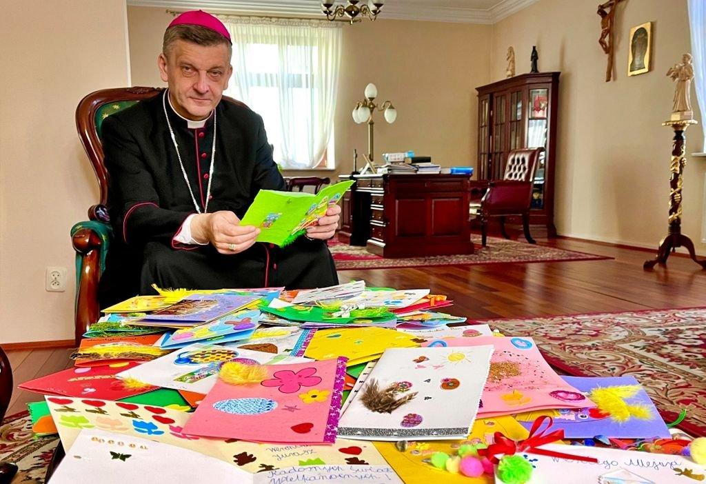 Życzenia Biskupa Bielsko-Żywieckiego