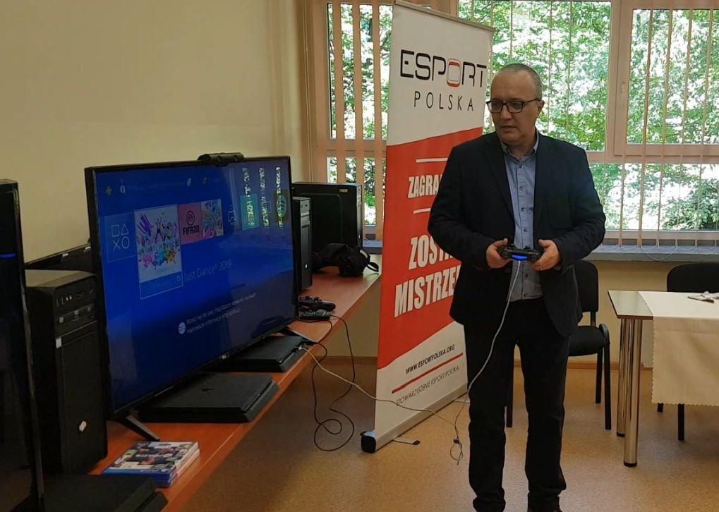 E-sport będzie na lekcjach!