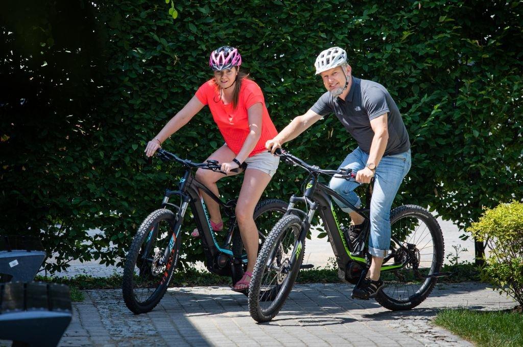 Na rowerze łatwiej