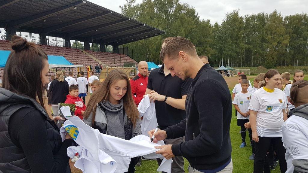 Autografy I Zabawa Z Gwiazdą
