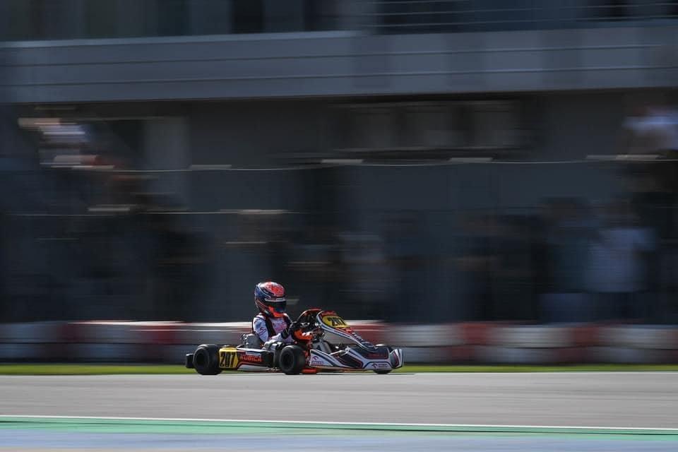 Chłopak Z Łodygowic Zadebiutuje W Formule 4!